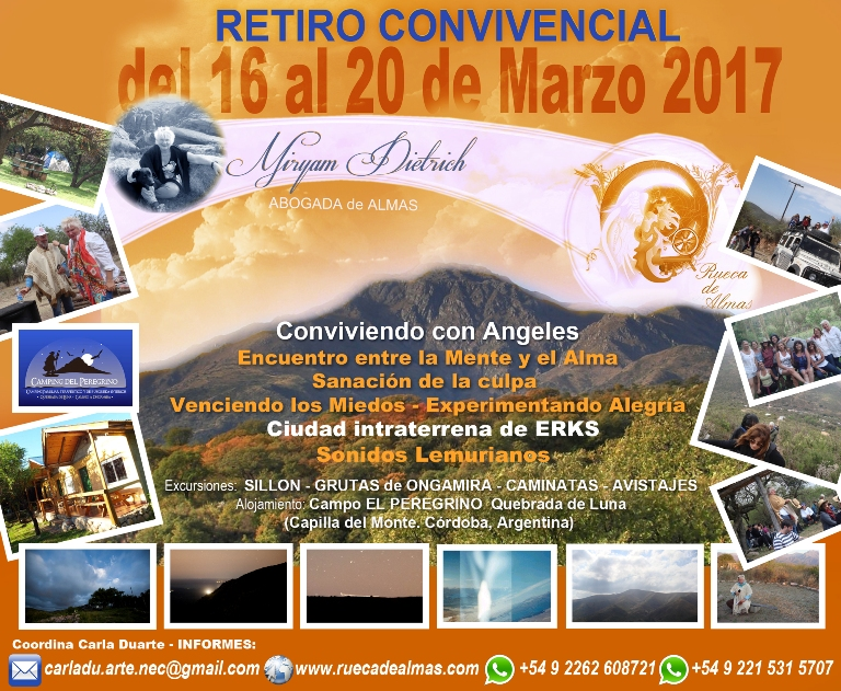 web flyer entero evento marzo